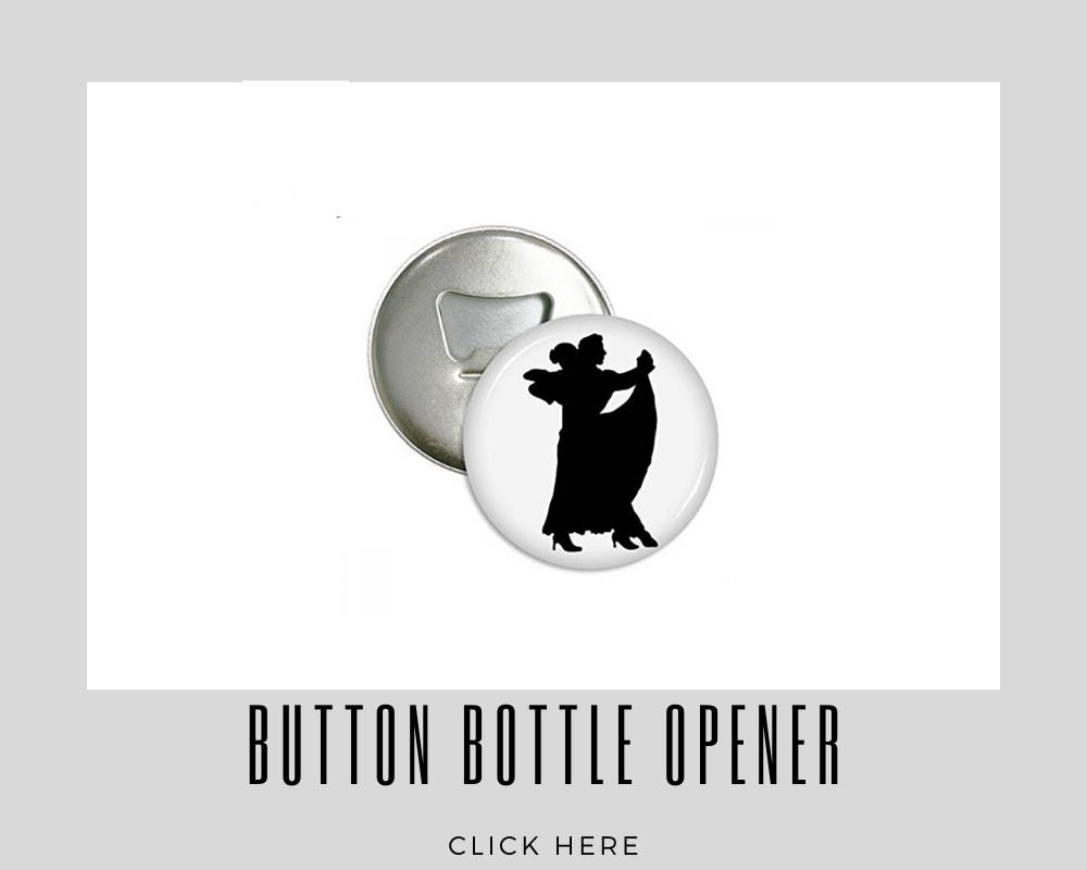 Giveaways Promotional Button Bottle Opener