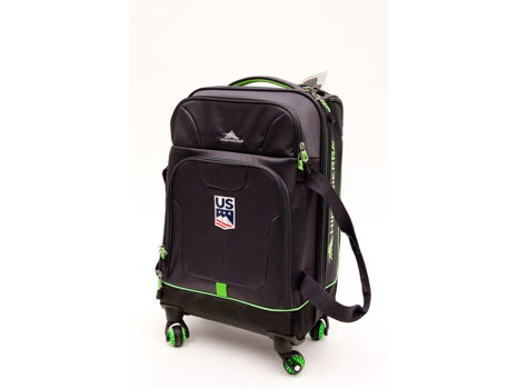 Carry On Duffel Spinner Luggage by High Sierra