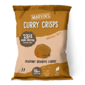 Marvin's Curry Crisps: Fragrant Bombay Carrot