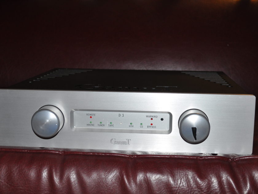 GamuT Audio D-3 Preamplifier