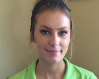 Ms. Amanda Ayres , Young Teacher