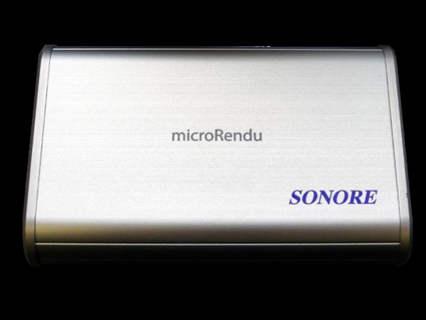 Sonore  microRendu