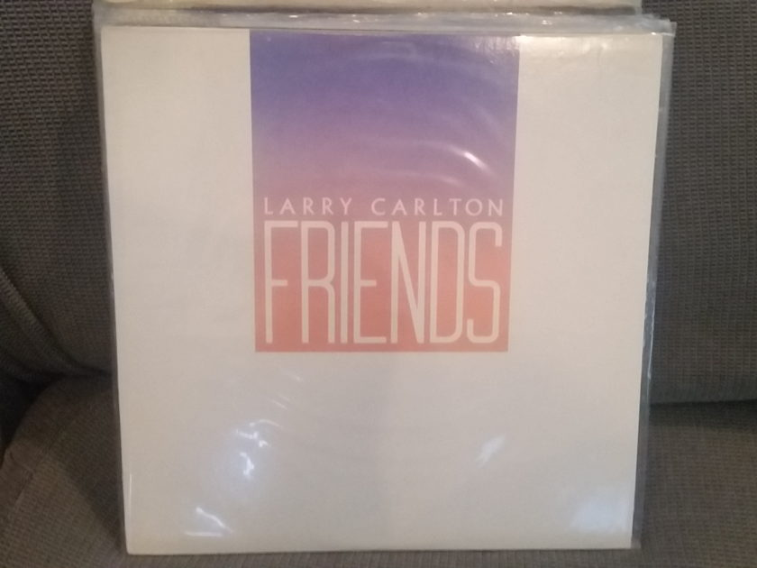 Larry Carlton - Friends  LP NM Tequila