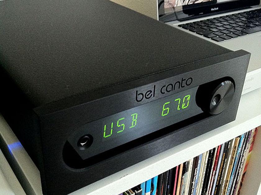 Bel Canto DAC 2.5 Black