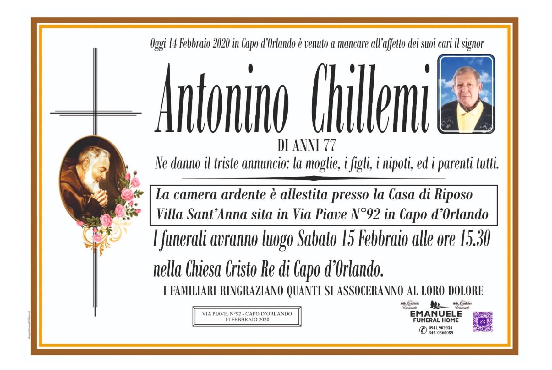 Antonino Chillemi