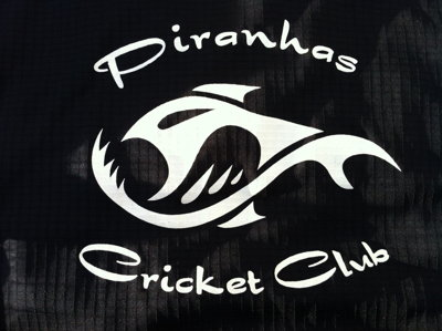 Piranhas cricket club Logo