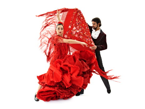 Two Tickets to Flamenco Vivo's 35th Anniversary Season