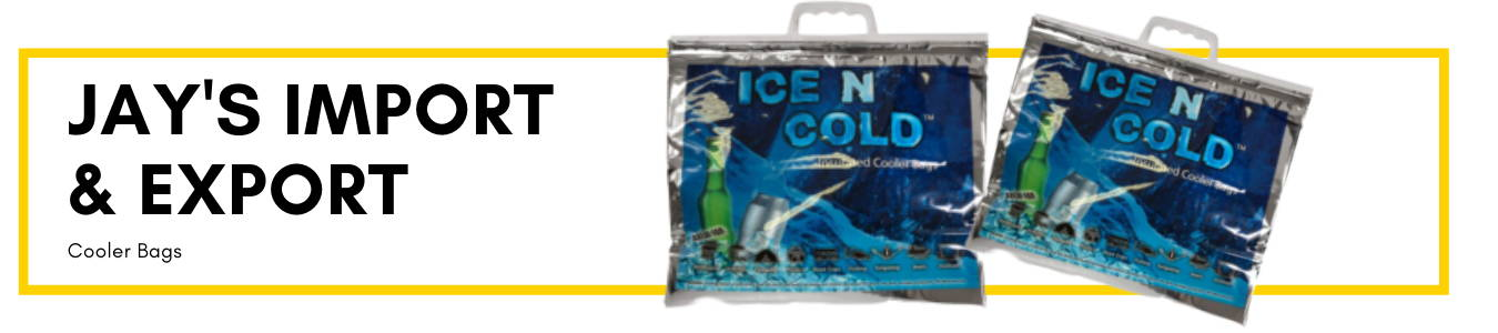 Jays Import & Export Cooler Bag Collection
