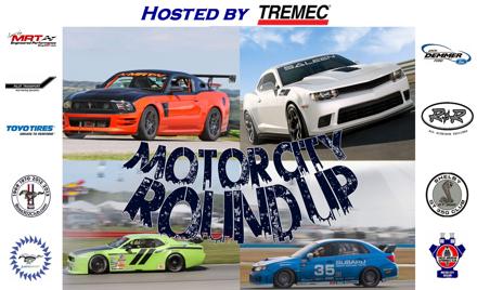 Motor City Roundup 2016 - Grattan