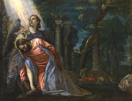 readings for holy week