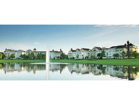 Two Night Stay in a One Bedroom Villa at Disney's Saratoga Springs Resort & Spa
