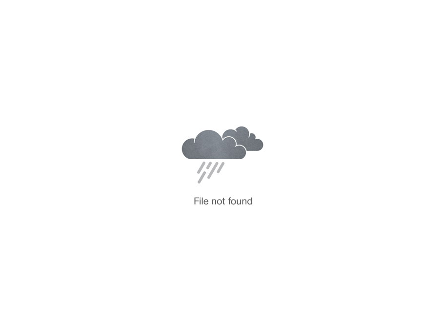 Banana Cake With Raspberry Glaze