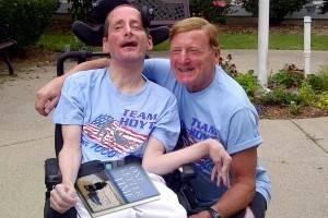 Dick Hoyt & Rick Hoyt