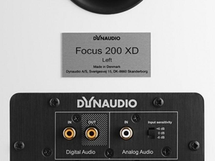 Dynaudio Focus 200 XD (brand new)