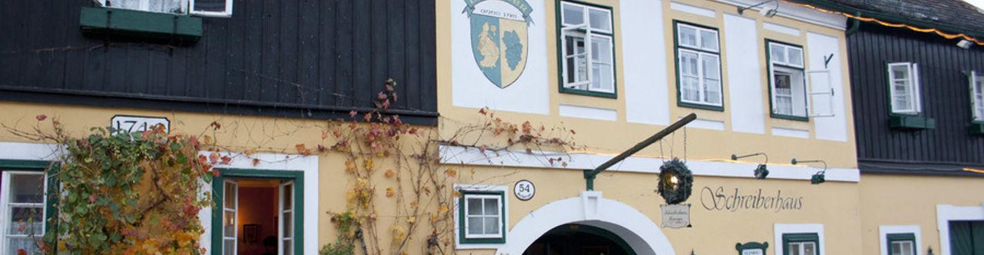 Вечерняя Вена, включая  посещение хойригер — традиционного трактира с молодым вином