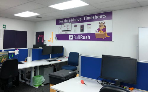 Hot Desk with us at Bullrush HQ - Free Parking and Friendly People - 0