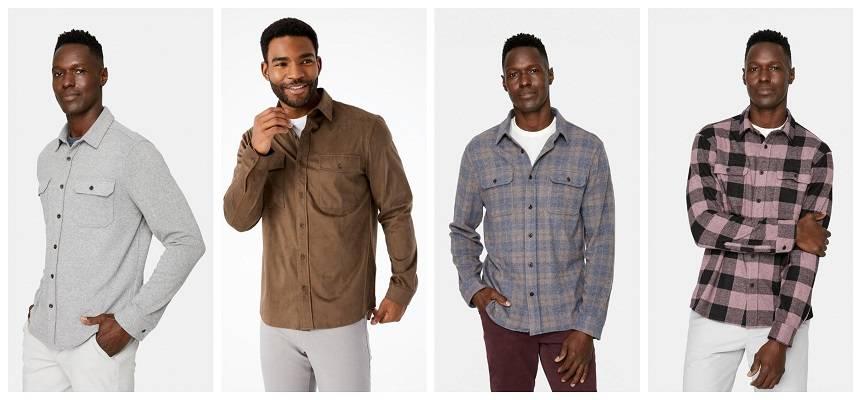 Overshirt (Shirt Jacket)