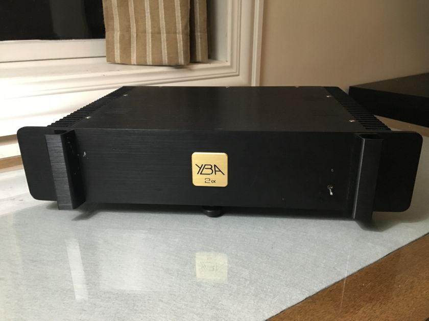 YBA 2 HC Stereo Amp