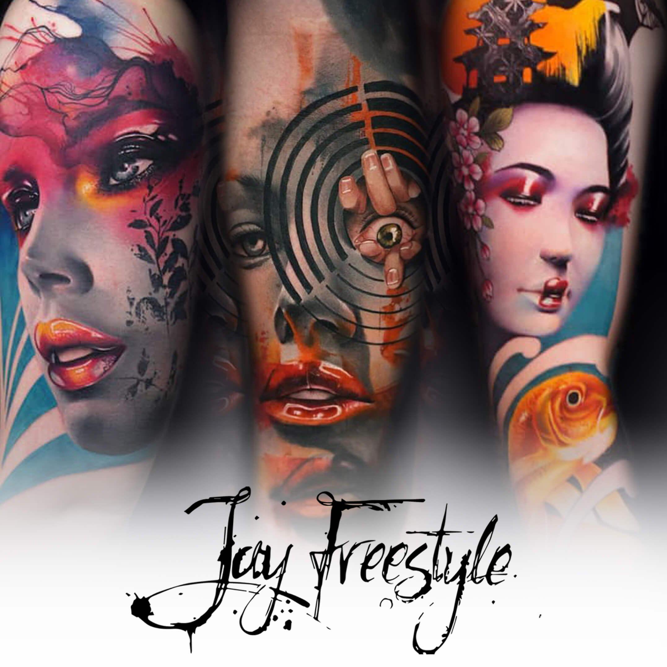 Jay Freestyle Pro Series Set
