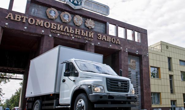 Экскурсия на ГАЗ производство+музей