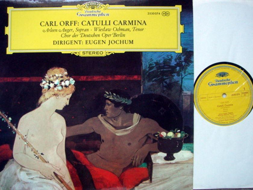 DG / Orff Catulli Carmina, - JOCHUM, MINT!