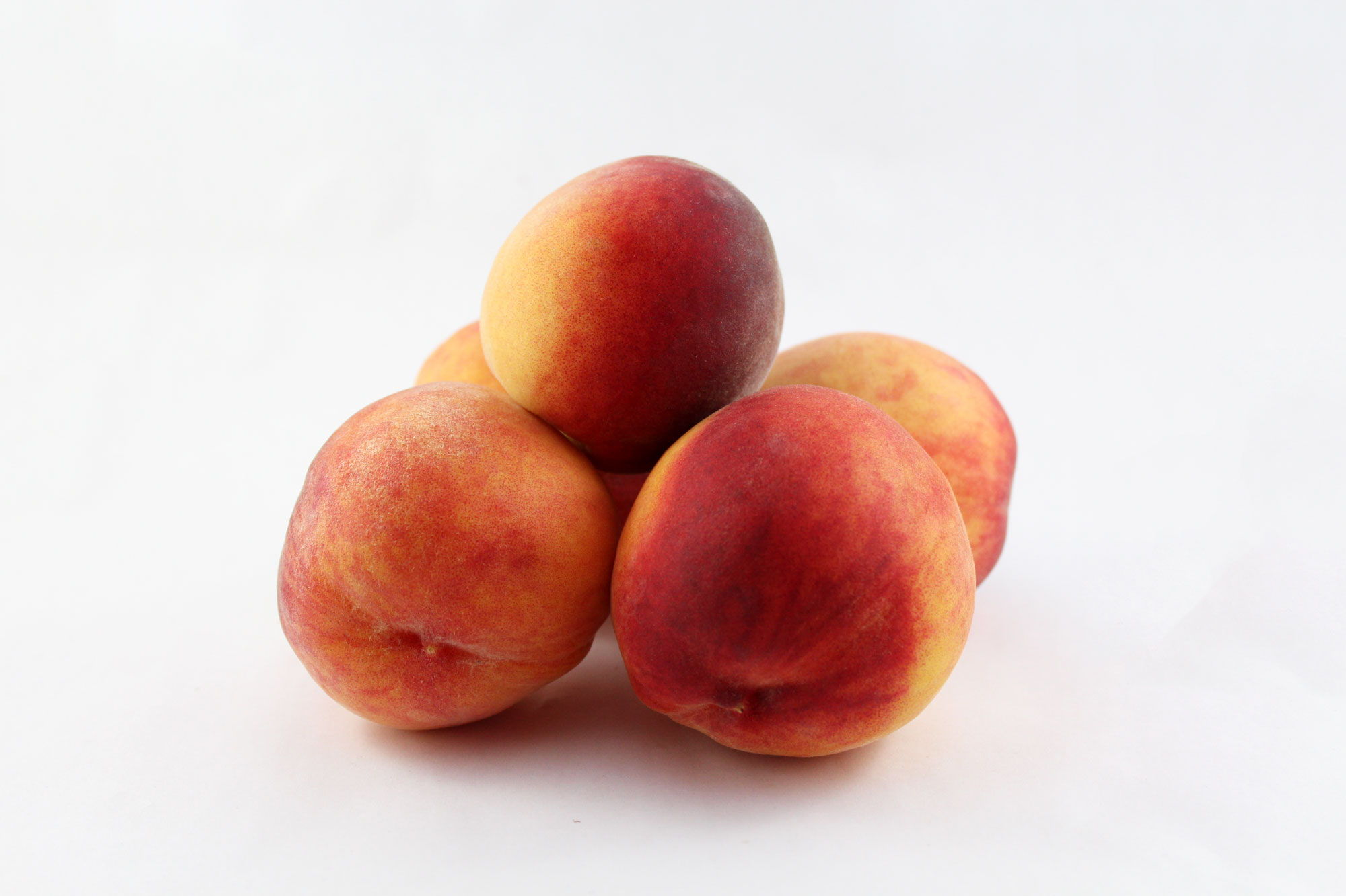 Redhaven Peach - Souto Farms Fresh BC Fruit