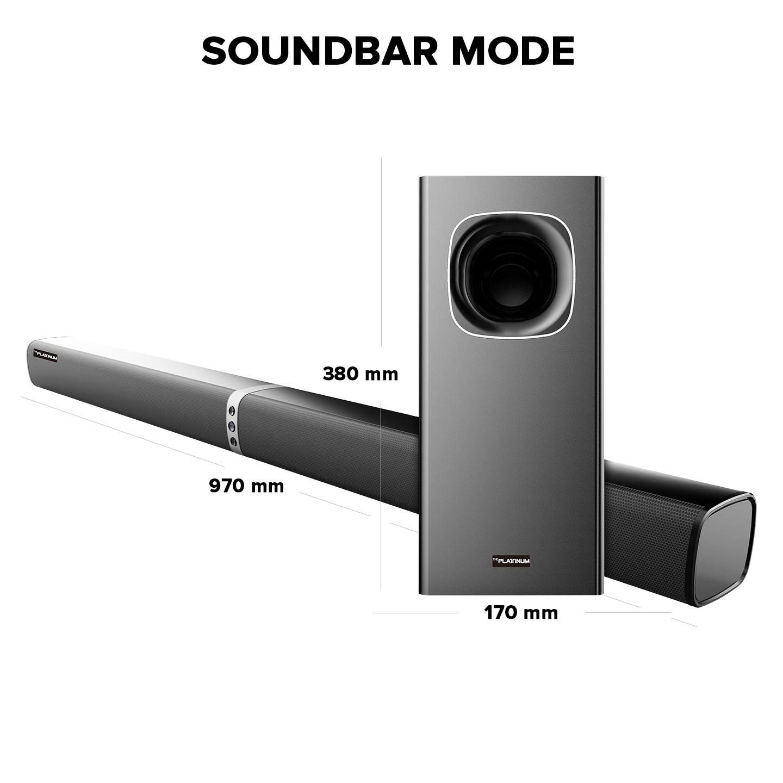 M50 PTSB-120TR SOUNDBAR – Platinumkaraoke com