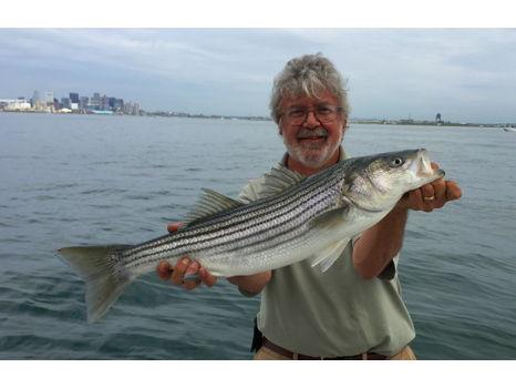 Half Day Striped Bass Fishing Trip