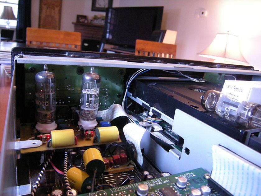 Exemplar - Denon 2900 24/96 Tubed Universal Player