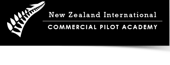 New Zealand International Commercial Pilot Academy logo