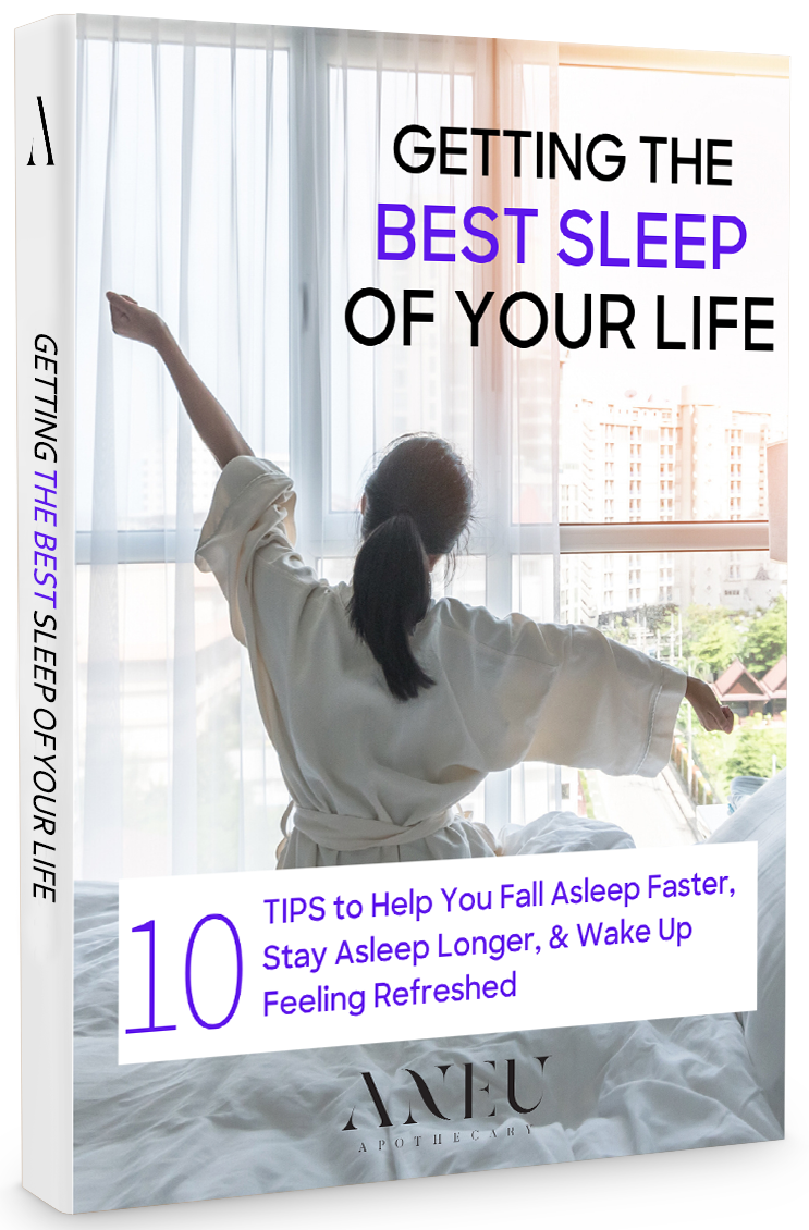 10 tips to getting the best sleep of your life ebook