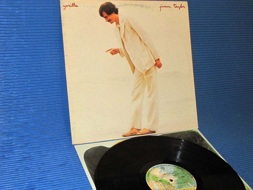 "JAMES TAYLOR   - ""Gorilla"" -  Warner Bros. 1975 1st pressing"