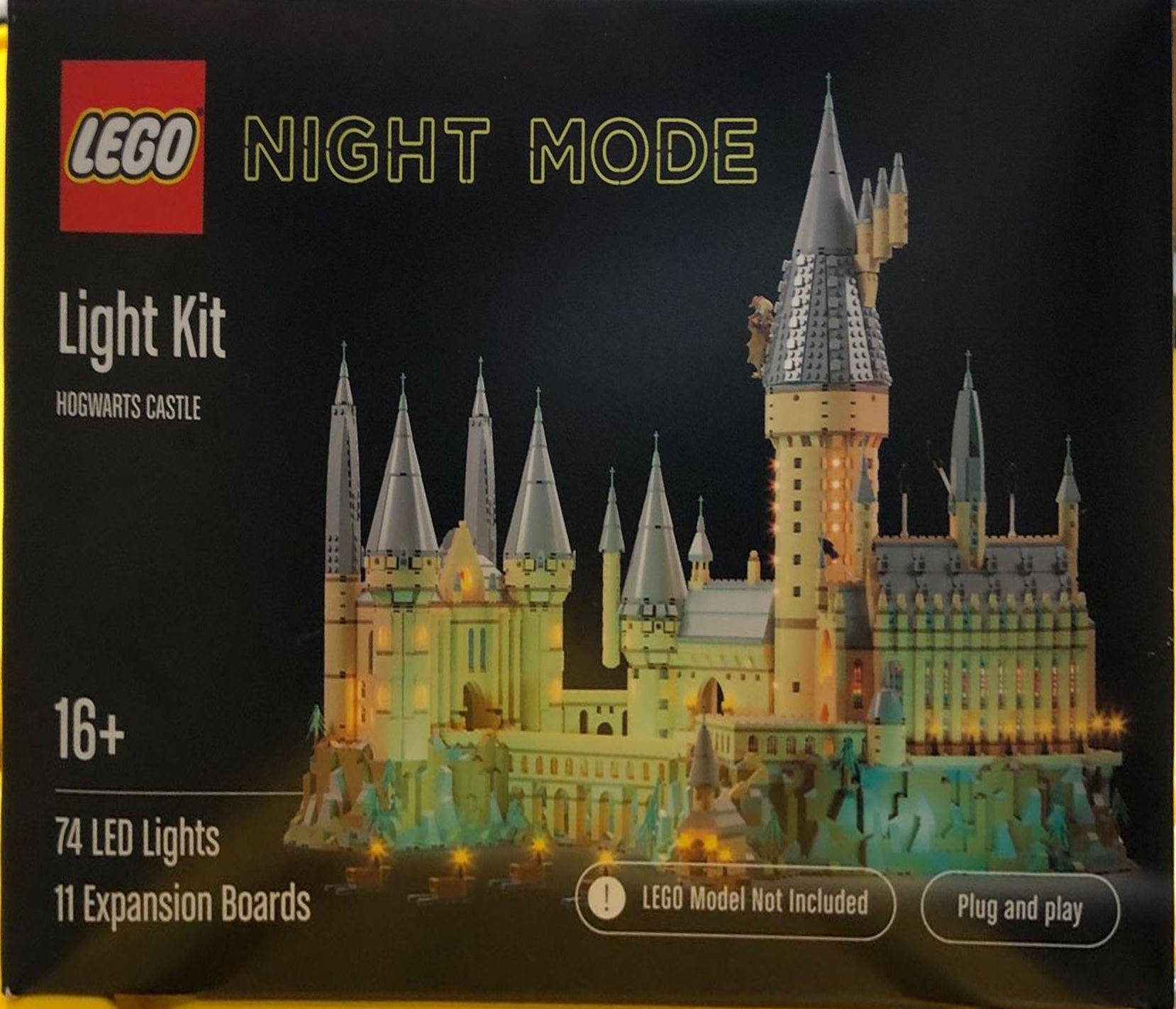 lego night mode
