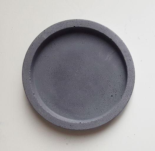 Тарелочка круглая  размер М