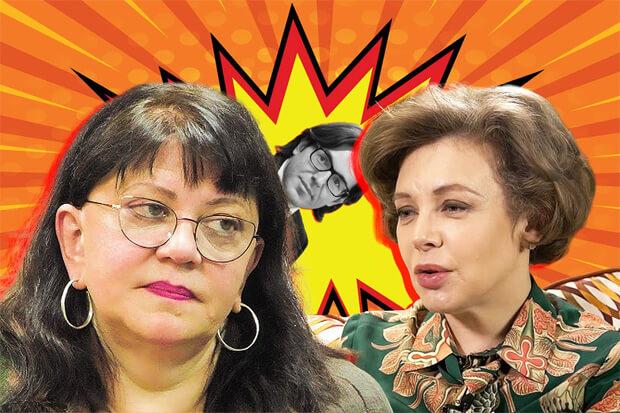 Присосавшийся червь: звезды осудили Малахова после программы о Доренко - Новости радио OnAir.ru