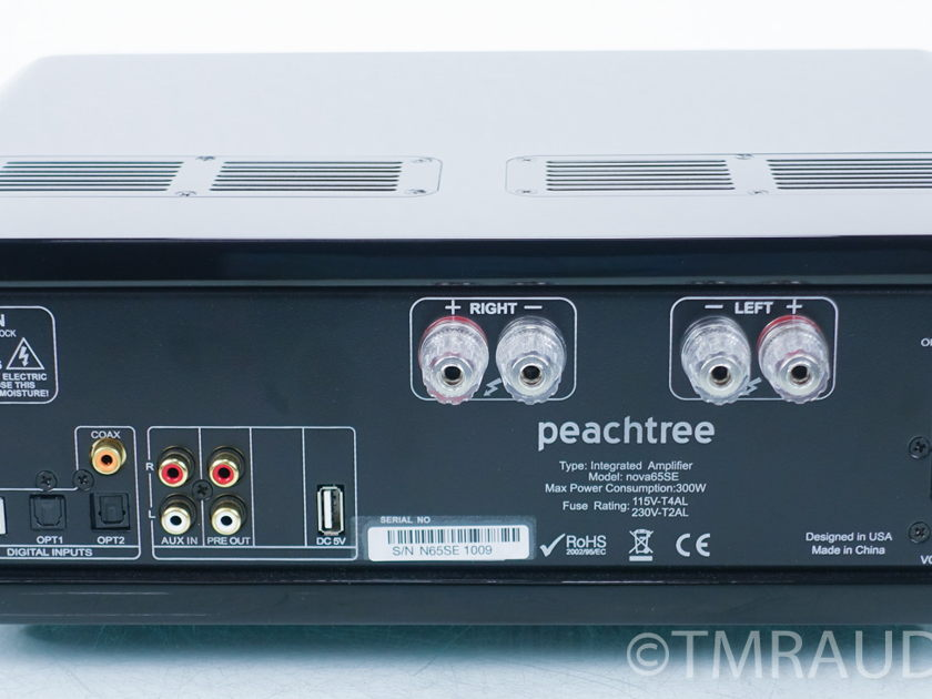 Peachtree Audio Nova 65SE Integrated Amplifier / DAC; Demo Nova65SE (8904)