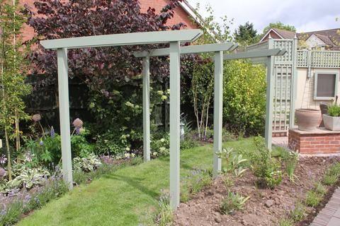 Bespoke Garden Pergola