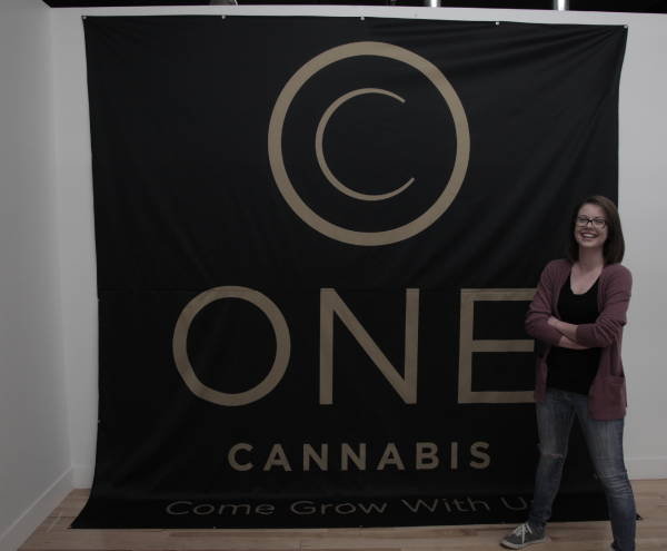 Signs & Banners - One Cannabis Banner