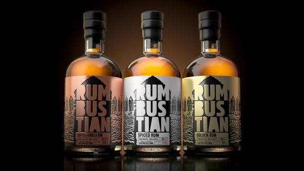 PB Creative partners with Rum start up Rumbustian