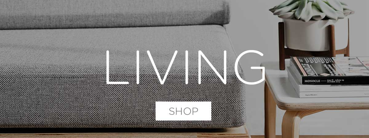 Shop curated furniture and decor for your living room