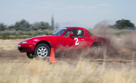 Utah Region RallyCross PE#2