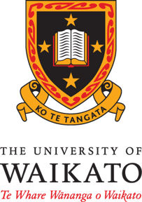 The University of Waikato logo