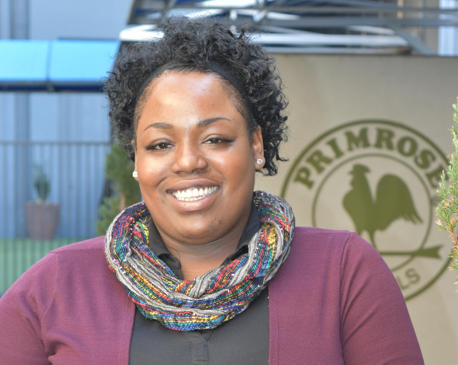 Lynasia Gilliam , Early Preschool Teacher