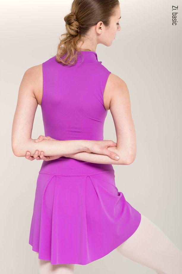 Юбка Тянется (фиолетовая)