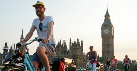 3 Hour Classic London Bike Tour