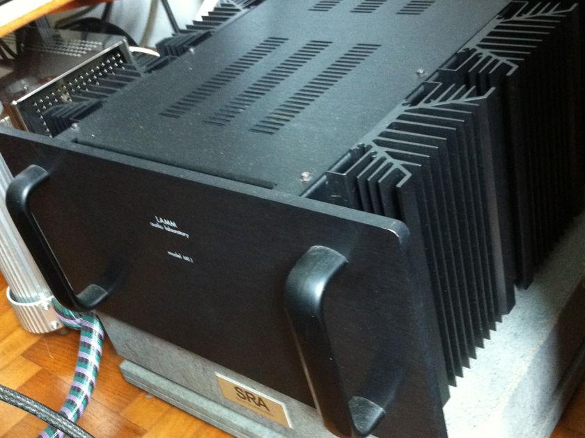 Lamm M1.2 Hybrid Amps