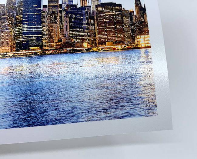 Epson photo metallic luster