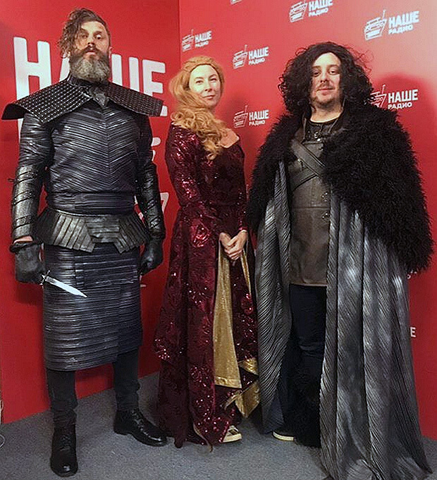 «Игры престолов» на НАШЕм Радио - Новости радио OnAir.ru