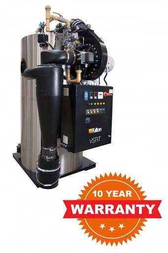 Fulton VSRT Boiler
