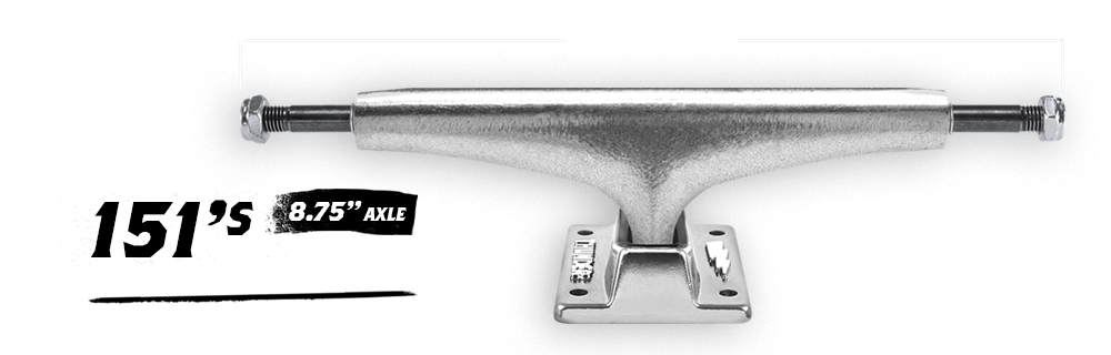 Truck da skateboard Thunder 151
